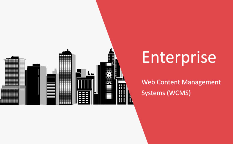 Enterprise Web Content Management Systeme